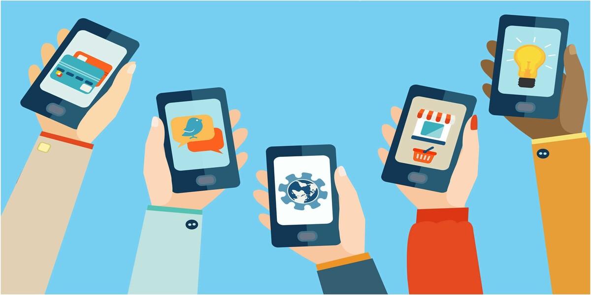Marketing digital mobile